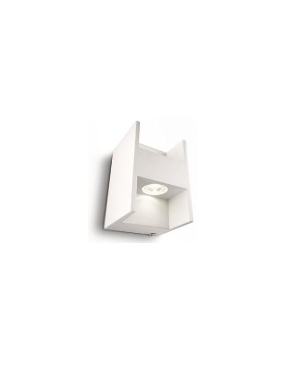 Đèn tường Philips 69087 mầu trắng