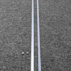 Thanh nhôm cho đèn LED dây