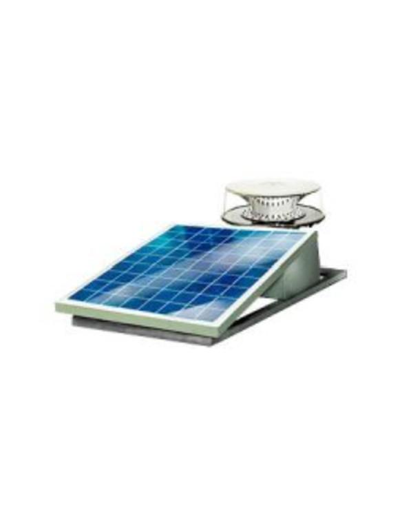 Đèn báo không năng lượng mặt trời cường độ trung bình