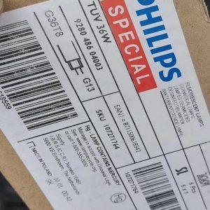 Bóng đèn diệt khuẩn Philips