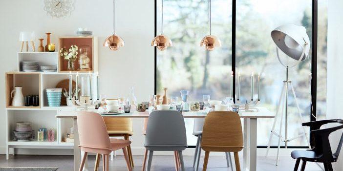 10 tuyệt chiêu cách lựa chọn đèn thả bàn ăn không thể bỏ qua